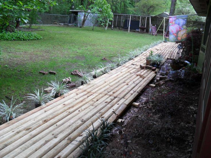 Landscape Timbers Pictures : Landscapes