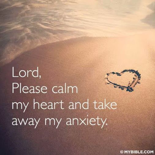 Take away my anxiety--- please.   mwordsandthechristianwoman.com