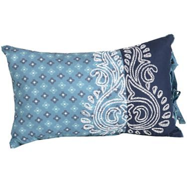 Throw Pillows At Jcpenney : Zoey Oblong Decorative Pillow - JCPenney Rugs and Throw Pillows P?
