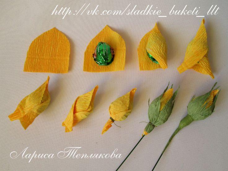 Цветы для свит дизайна мк