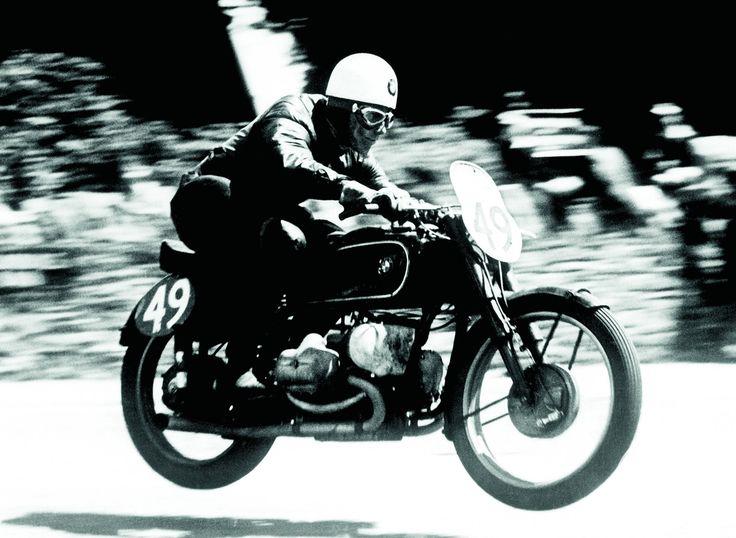 Georg Meier and the 1939 Isle of Man TT