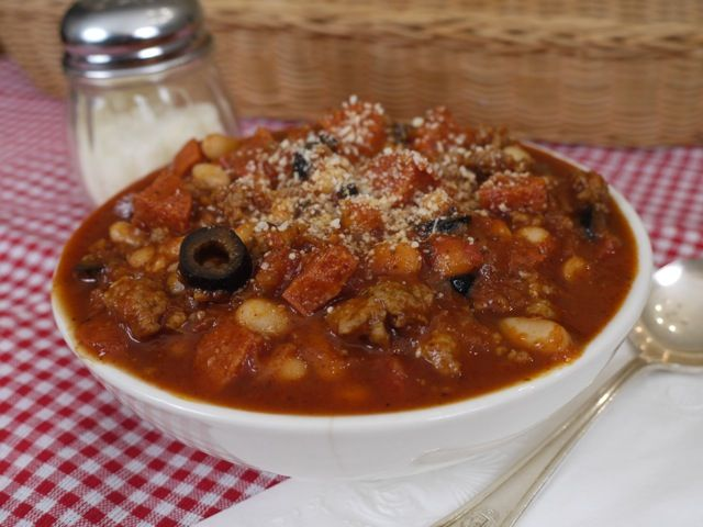 Italian Chili | Recipes: Main Dish | Pinterest