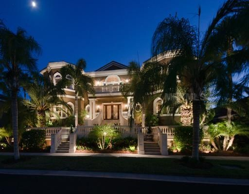 Pin by briana williams on tampa bay fl pinterest for Florida mansions for sale
