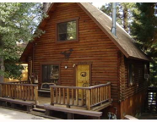 Cabin in lake arrowhead forest adventures pinterest for Cabins in lake arrowhead ca