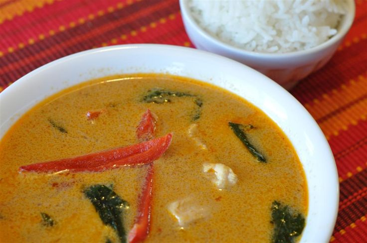curry chicken curry chicken panang curry is a beautiful fragrant curry ...