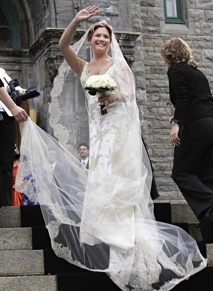 Courtney gregoire wedding
