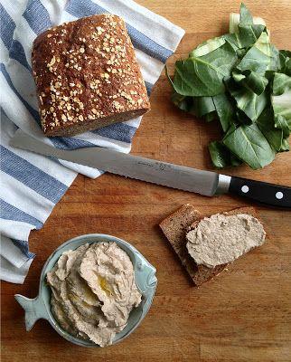 Lemony sardine pâté | Sardines | Pinterest