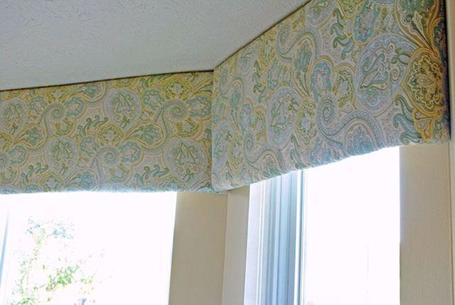 How To Make An Easy Diy Window Cornice