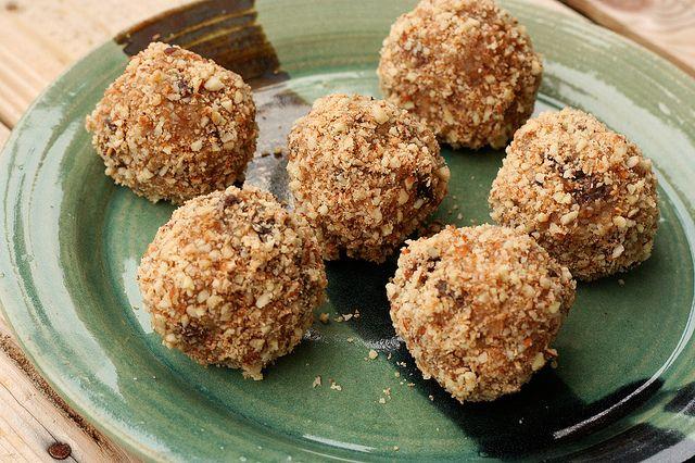 Rice Pudding Balls | Gluten-Free Desserts | Pinterest
