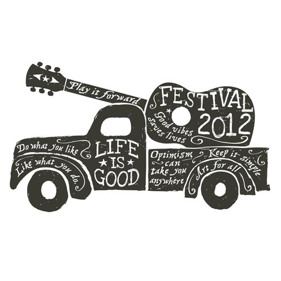 Life is good® : Festival - Full 2012 Festival Lineup Announced