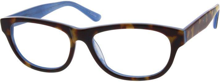 Zenni Optical Blue Glasses : Tortoise blue eyeglasses *USD30. Eyeglasses Im Loving ...