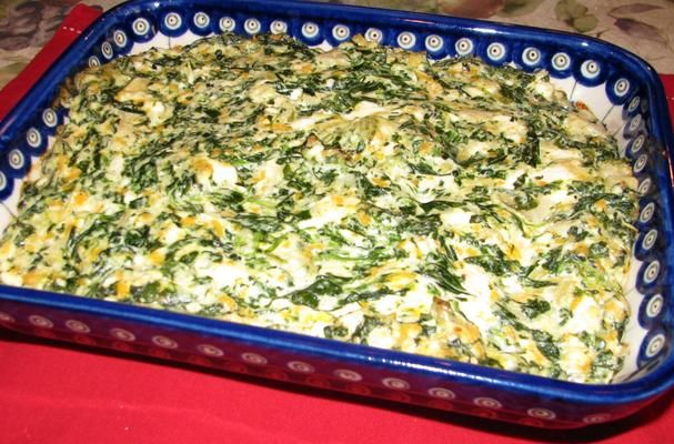 The Best Ever Baked Spinach Artichoke Dip | Leftover dip is great in ...