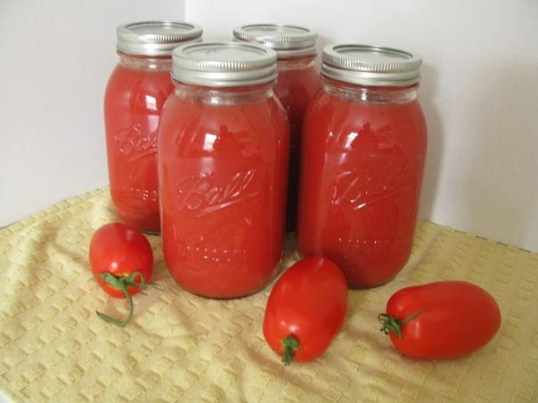 basic tomato sauce: canning 101 | Canning | Pinterest