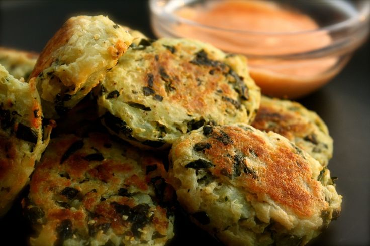 Mashed Potato Puffs 2 | Virtually vegan | Pinterest