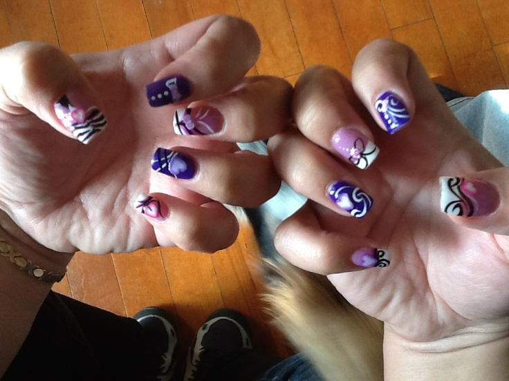 Nail Art, by Sonny (Vestal, NY) | Nail Art at its Best | Pinterest