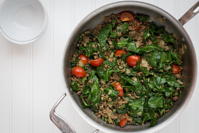 Sukuma Wiki (African Braised Kale With Tomatoes) Recipe — Dishmaps