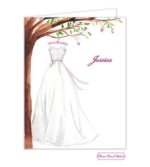 dress bridal wear notes