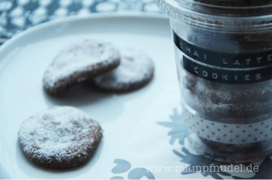 Chai Latte Cookies | Merry merry christmas | Pinterest