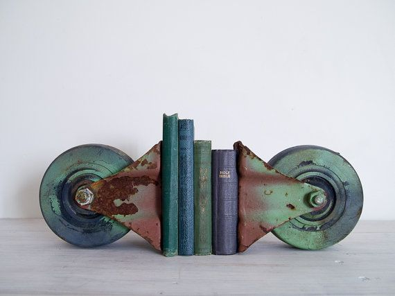 Vintage bookends by epoch co.