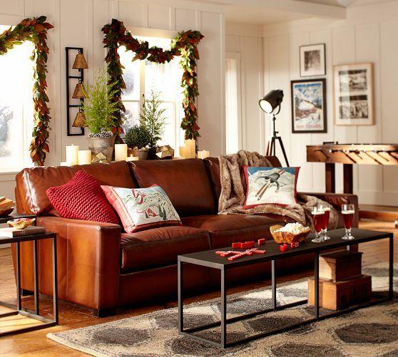 Turner Leather Sofa : 53202217fdf9132da7ca6de8fc444234 from pinterest.com size 558 x 501 jpeg 65kB