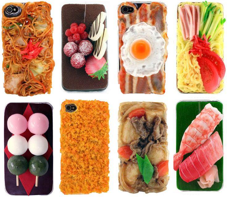 iMeshi japanese food iPhone cases