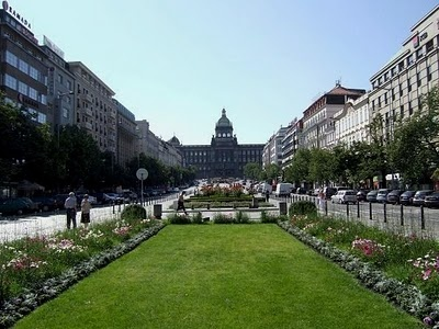 Wenceslas Square | Best places in the World