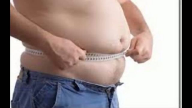 Low carb diet will also reduce the fat around your belly as less