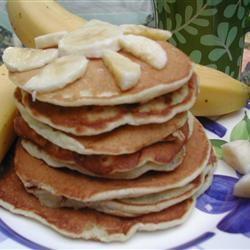 Banana Buttermilk Pancakes | Nom nom nom | Pinterest