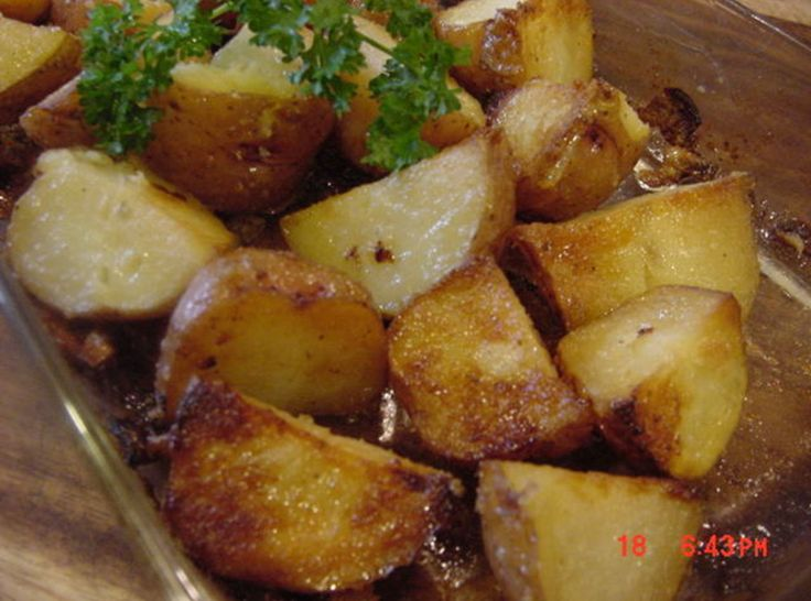 HONEY ROASTED RED POTATOES | Main Dishes | Pinterest