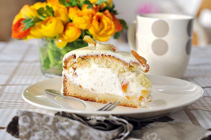 White chocolate marmalade cassata cake DSC_4023 by gerbera156 on ...