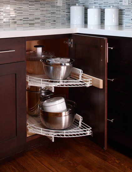 Best Corner Cabinet Solution Organizing Inspiration Pinterest 640 x 480
