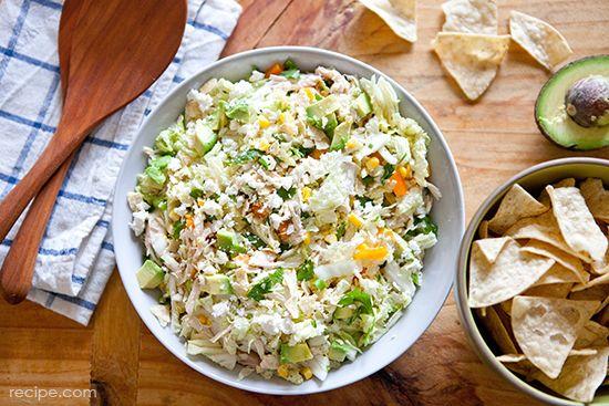 Crunchy Taco Salad Recipes — Dishmaps