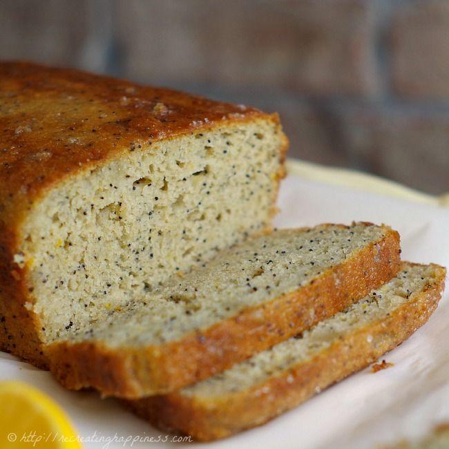 Gluten Free Meyer Lemon Poppy Seed Bread | Recipe