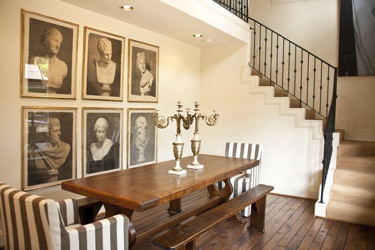 framed art dining room ideas pinterest