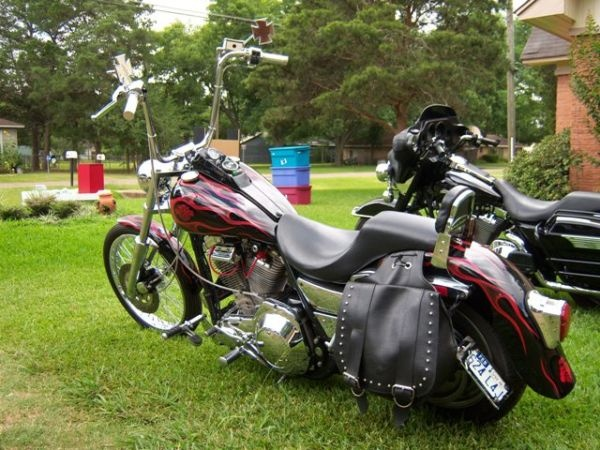 Bikes On Craigslist Houston FXR in Houston