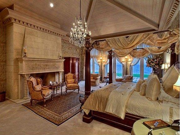 Million Dollar Bedrooms - Bing images