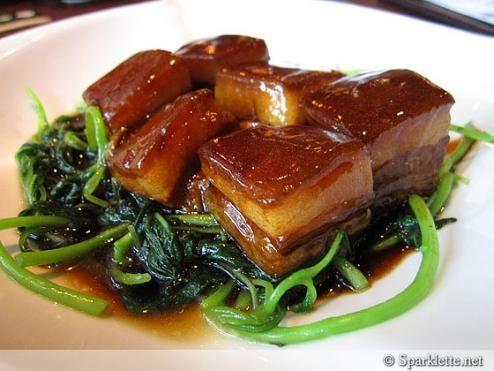 Asian-Style Braised Pork Belly | My Fav Recipes | Pinterest