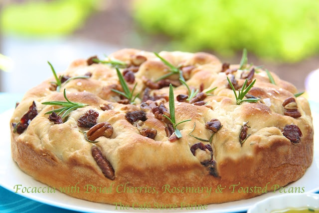 cherry almond focaccia sour cherry pie perfect sour cherry jam sour ...