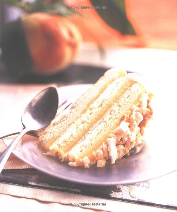Sharing A Lemon Meringue Ice Cream Cake Recipe — Dishmaps