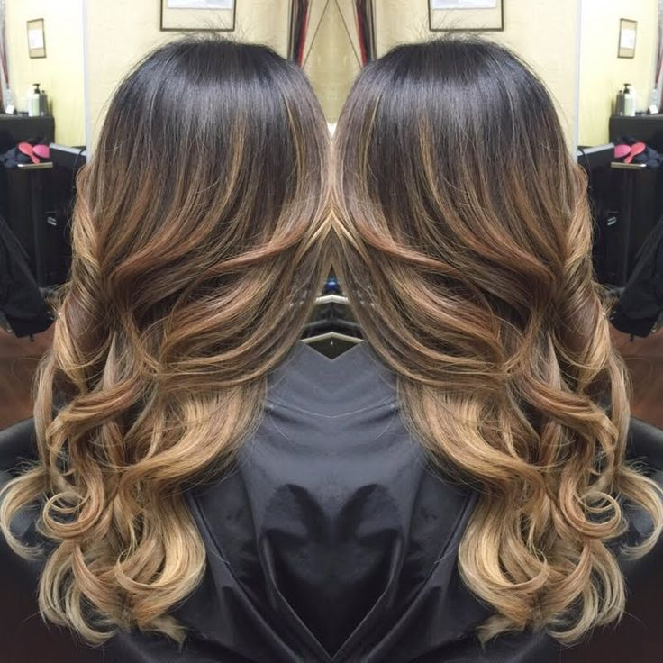 Class to night out: ombre