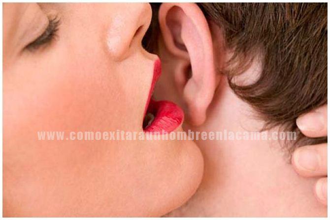 Hablar sucio a un hombre usando palabras eroticas para exitarlo