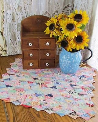 How to Make a Quilting Pattern for a Flower Garden Quilt