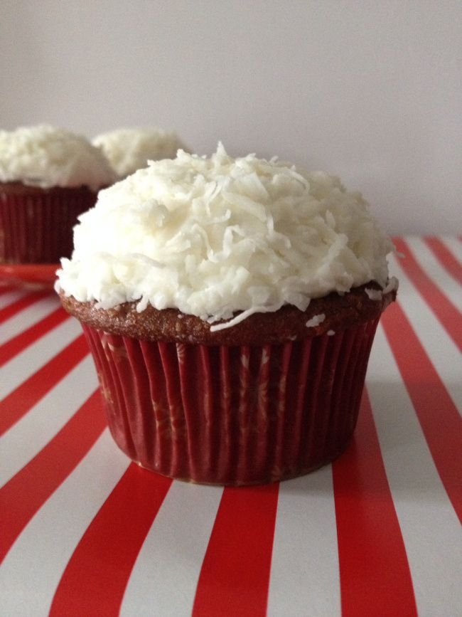 Chocolate Coconut Rum SnoBall Cupcakes with Marshmallow Vodka Frosting ...