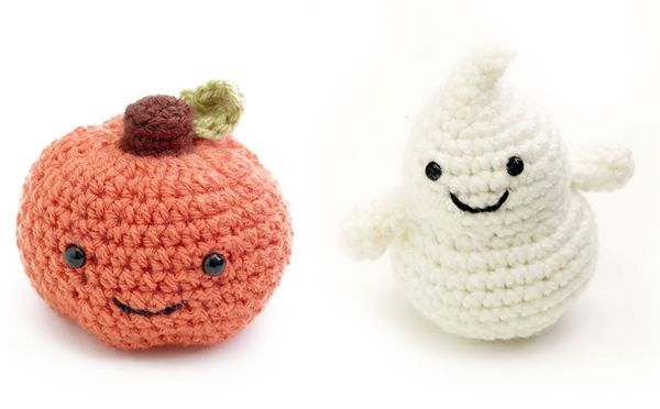 Free Amigurumi Patterns Halloween : Free Halloween Amigurumi Patterns From Lion Brand Yarn