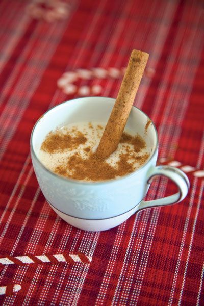 Coquito (Puerto Rican Eggnog) ~ Coconut and rum flavor this tropical ...