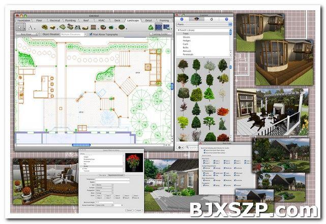 Landscape Design Software Mac Garden Landscaping Software Mac