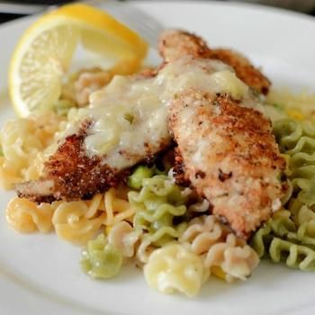 Provincial Pecan Crusted Flounder