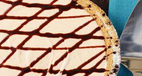 Skinny No-Bake Peanut Butter Pie | Dessert-Pies No Bake | Pinterest
