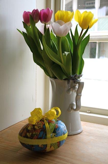 Scandinavian Easter egg