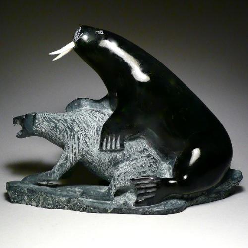 Inuit Art   CANADA Ehh...